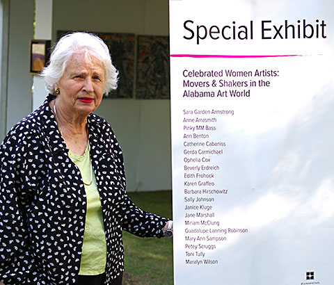 Celebrated Women Artists in Alabama. Magic City Art Connection.